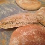 Ricetta pane arabo con lievito madre o di birra Kenwood
