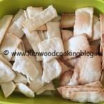 Ricetta crackers con esubero di pasta madre Kenwood