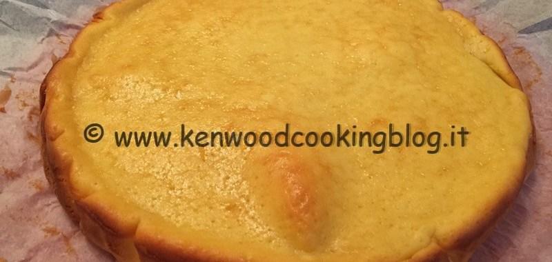 Ricetta Torta soffice allo yogurt greco Kenwood