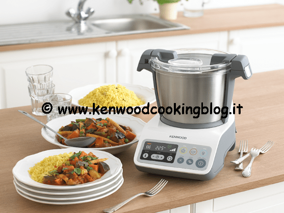 Recensione Kenwood KCook Cooking Food Processor