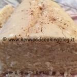 Ricetta Plumcake con farina di riso senza uova, latte, burro Kenwood