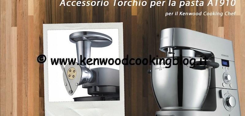 Video Torchio per la pasta Kenwood Cooking Chef