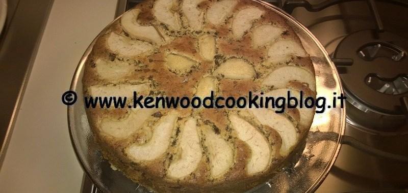 Ricetta torta pere e cioccolato Kenwood
