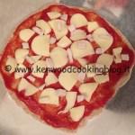 Ricetta impasto Pizza con farina integrale e farro e poco lievito Kenwood