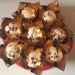 Ricetta muffin vegani con gocce di cioccolato Kenwood