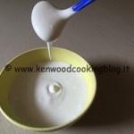 Ricetta panna da cucina e panna vegetale fatta in casa Kenwood