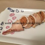Ricetta calamari ripieni al vapore Kenwood