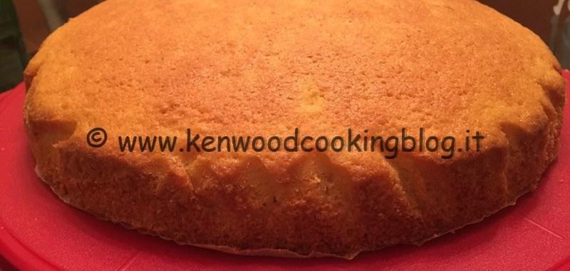 Ricetta torta alla zucca senza burro Kenwood