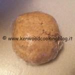 Ricetta Pasta frolla salata integrale Kenwood