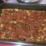 Ricetta cannelloni ripieni di spinarolo e olive