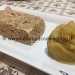 Ricetta terrine di baccalà con salsa di mele Kenwood