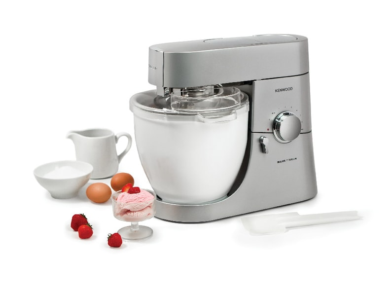 Kenwood Cooking Chef - Major Sized Frozen Dessert Maker AT957A