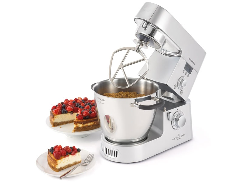 Kenwood Cooking Chef - A Magic Monster