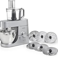 Kitchen Machine Food Processor Get Attached To The At647 By Kenwood