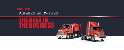 small resolution of kenworth launches the t360 and t410 the best in the business