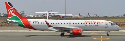 Kenya Airways Flights Nairobi