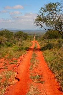 Parc Tsavo Kenya