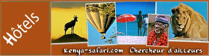 Hôtels de plage Diani Kenya