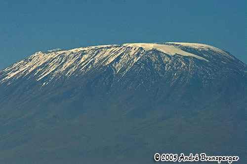 Sommet Kilimanjaro - parc Amboseli Kenya