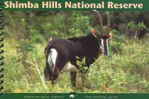 Antilope - Réserve de Shimba Hills Kenya
