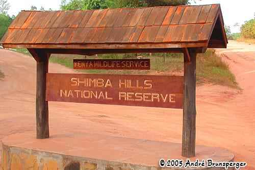 Gate - Kenya travel Shimba hills safari one day
