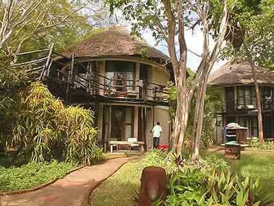 Bungalow - hotel baobab 4 stars + diani beach kenya