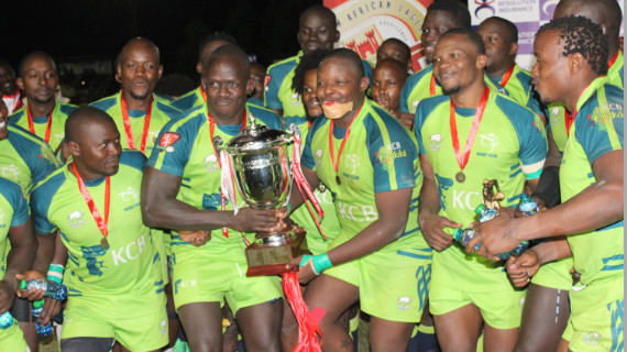 Mukaizi on the double as KCB defend Floodies title