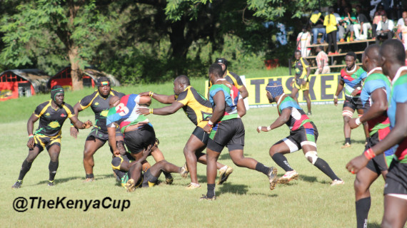 Quins stay unbeaten with last gasp win over Kabras