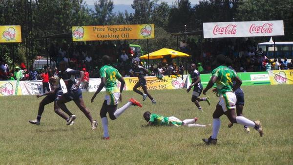 All To Play For As Kabras Host Strathmore