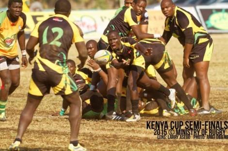 Kabras Too Sweet For Nakuru