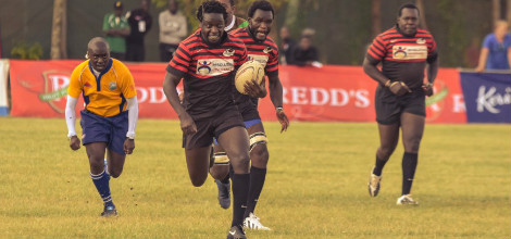 Resolute Sarries Stop KCB