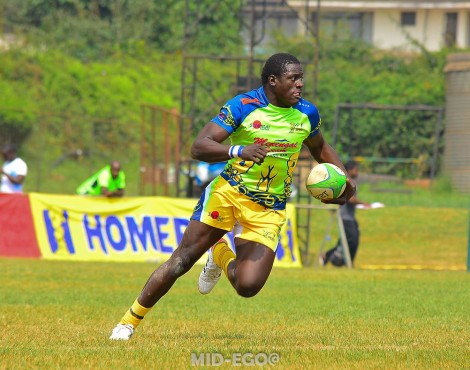 Buffa Handed Kenya Sevens Debut