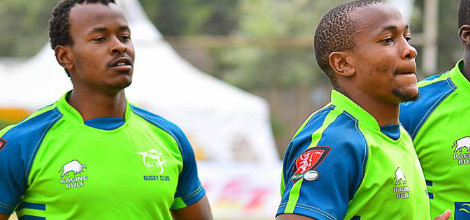 James (left) and Peter Kilonzo (right)