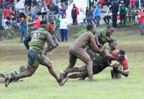 Sarries Stay On Course For First Kenya Cup Title In Seven Years
