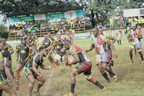 Kabras Reach Second Successive Kenya Cup Final