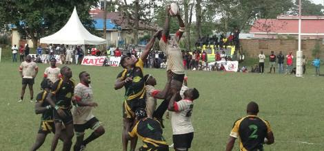 Kabras Host Sarries In Kenya Cup Reprise