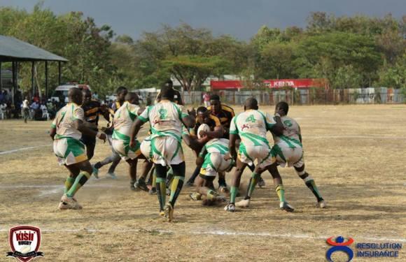 Mombasa Shock Kisii In Championship Action