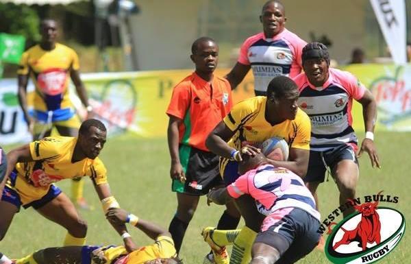 Deejays Go Top; Quins Win In Kakamega; Machine Stun Strath; Sarries Edge KCB