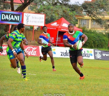 Quins -KCB Tie To Be Aired Live