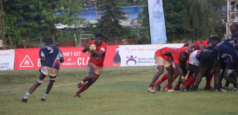 Kenya Cup: Sarries Make It Two Out Of Two With Victory At Mwamba