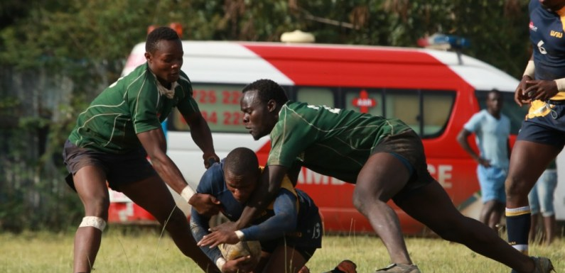 It's match day two in the KRU Championship
