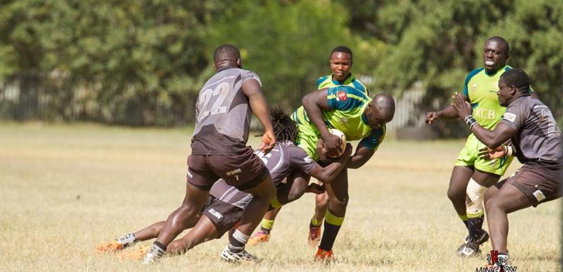 KCB climb to the top of the Eric Shirley Shield standings