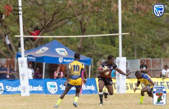 KCB Sports Club Hosts The #KenyaCup Week 2 Double Header