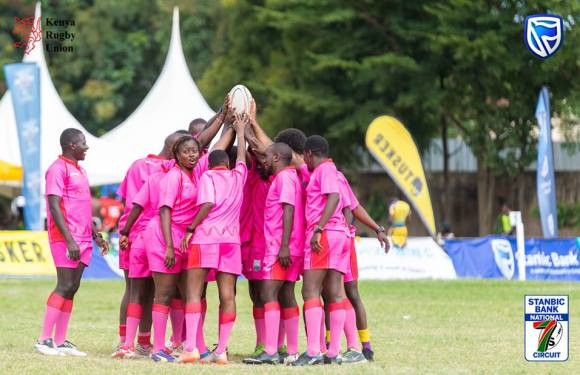 Match Officials on Kenya Cup Week 10 Duty