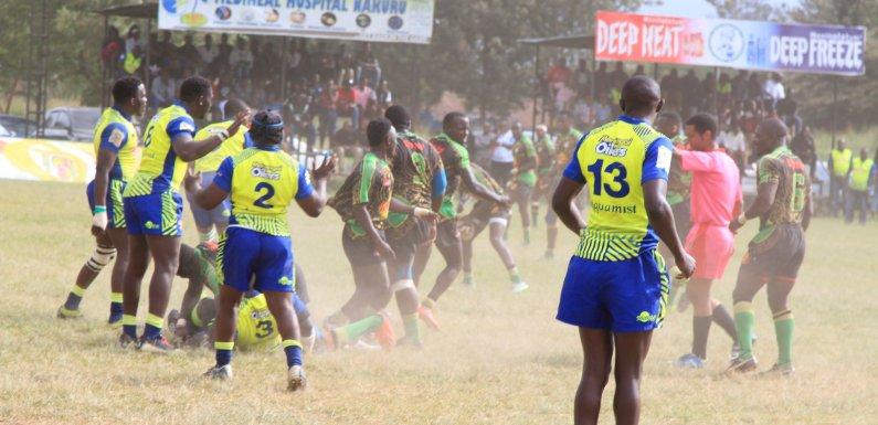 Crunch time for Oilers, Mwamba and Nakuru in Kenya Cup playoff race