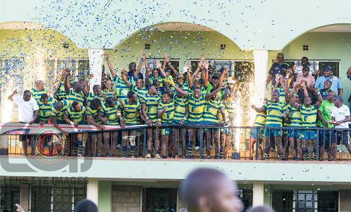 Kenya Cup champions 2010-2019