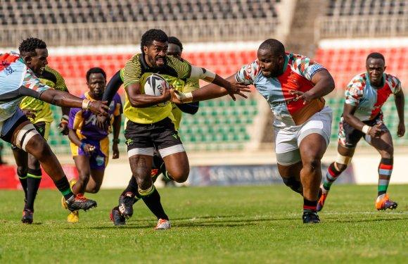 Kenya Cup Match Day 4 Round Up: 14 man Kabras crush Quins, MMUST stun Mwamba, KCB beat Blad
