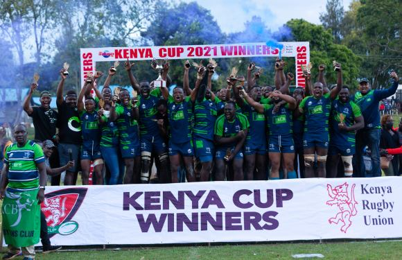 Resilient KCB keep the Kenya Cup title
