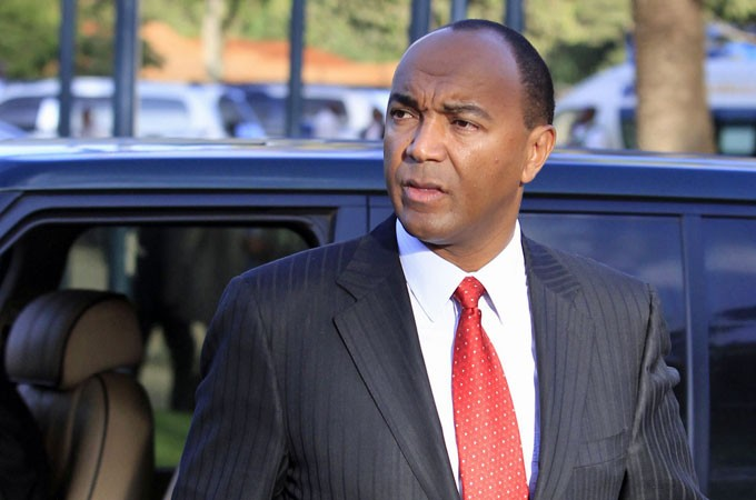 Breaking: Hon. Peter Kenneth's mother is DEAD!