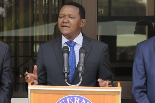 DP Ruto checkmate Governor Mutua speech declaring intention to run for President 2022